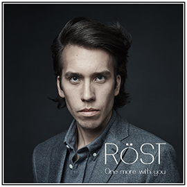 One more with you single cover art from the folkrock artist Röst